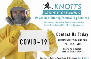 KNOTT'S Carpet Cleaning
