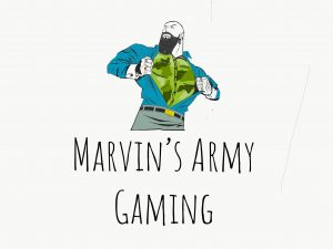 Marvin's Army Gaming
