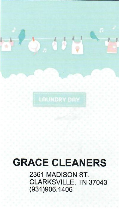 Grace Cleaners 2