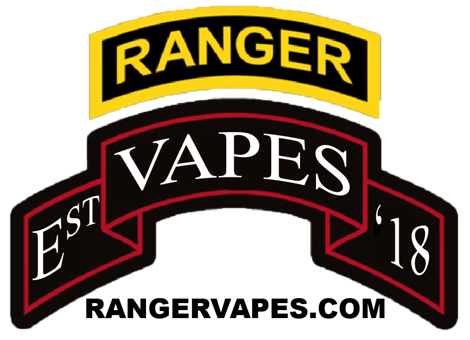 Ranger Vapes Logo W_ Website