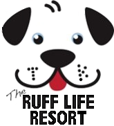 The Ruff Life Resort Logo