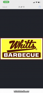 Whitts bbq